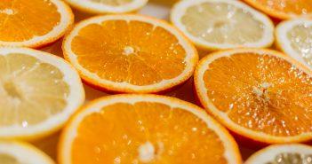 Magia citricelor: scrub pentru corp cu grapefruit