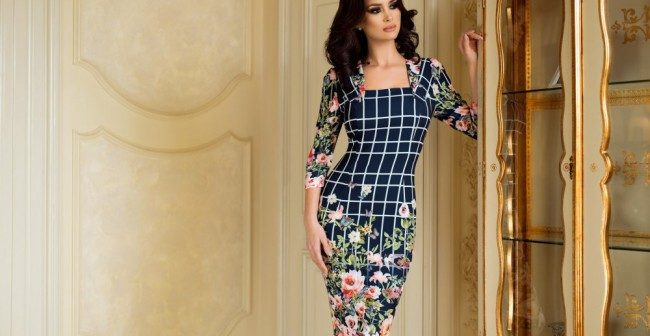 Trendul in 2019 pentru rochiile office